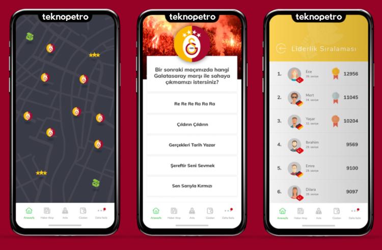 Galatasaray Socios Uygulaması